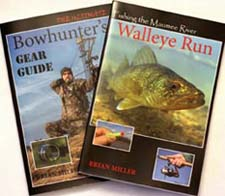 Fishing The Maumee River Walleye Run & Bowhunter's GEAR GUIDE